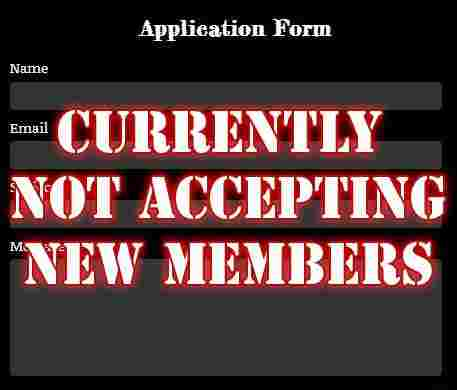 NOT accepting New Members for Top 50 Award Winning Websites List!